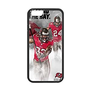 Tampa Bay Buccaneers iPhone 6 Plus 5.5 Inch Cell Phone Case Black Phone cover O7519970