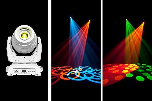 CHAUVET DJ Intimidator Spot LED 350 LED Moving Head Stage/Effect Light | Stage Lights