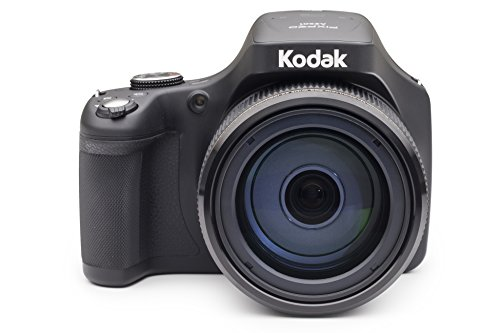 Kodak PIXPRO Astro Zoom AZ901-BK 20MP Digital Camera with 90X Optical Zoom and 3' LCD (Black)