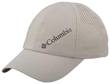 Columbia Slvr Rdge Bl CP Gorra, Hombre, Beige (Fossil), Talla única: Amazon.es: Deportes y aire libre
