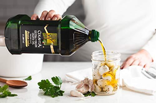 Colavita Premium Italian Extra Virgin Olive Oil, 68 fl. oz. (2 Liters) Jug