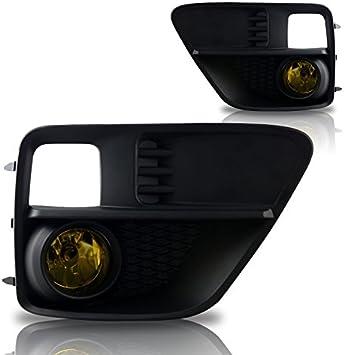 For 15-17 Subaru WRX//STI LED Fog Lamps w//Wiring Kit Clear