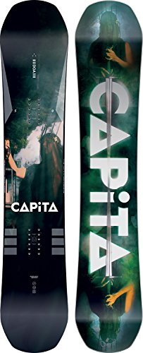 Capita Defenders of Awesome Snowboard Mens Sz 150cm -