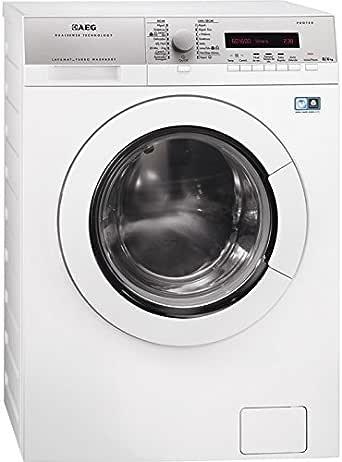AEG L77685NWD Independiente Carga frontal A Blanco lavadora ...