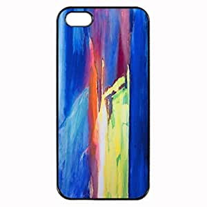 Abstract Composition Durable Unique Design Hard Back Case Cover For iPhone 5c