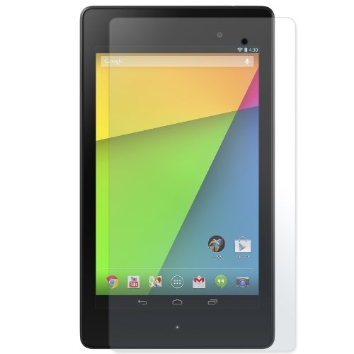 CellJoy ASUS Google Nexus 7 2013 2nd Gen Premium High Definition (HD) Ultra Clear (Invisible) Screen Protectors with Lifetime Replacement Warranty [5-Pack] - Retail Packaging