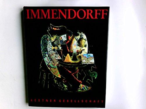 Jörg Immendorff. Bilder und Zeichnungen. [11. März bis 7. Mai 2000]. Kestner-Gesellschaft. Hrsg. von Carl Henlein. Übers.: Matthew Partridge , George F. Takis.