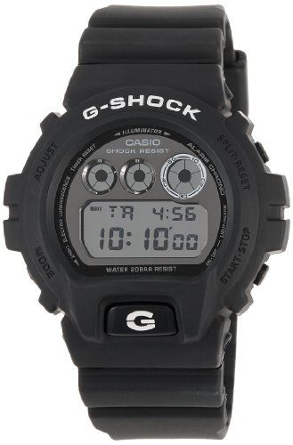 LIMITED Black G Shock Strap Digital
