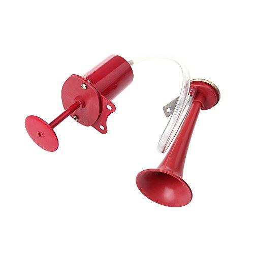Docooler174; Cycling Bike Bicycle Air Horn Pump Bell Ultra Loud (120db Air Horns)