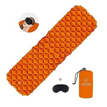 Amazon.com: Hitorhike - Colchón hinchable para dormir de ...