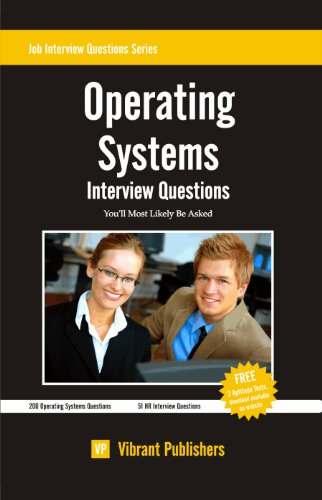 Download Operating Systems Interview Questions You'll Most Likely Be Asked Pdf