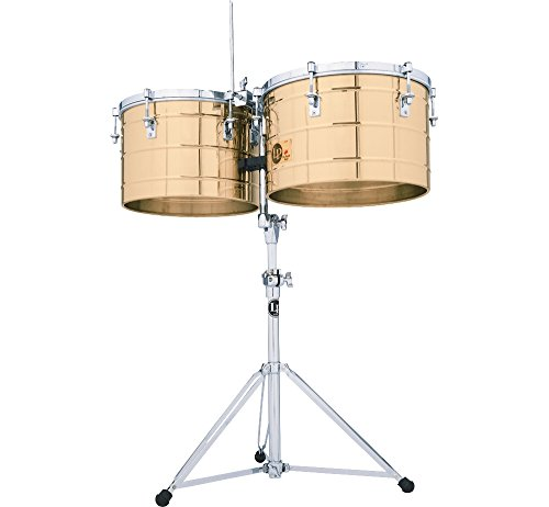 LP Tito Puente Thunder Timbs Timbales by Latin Percussion