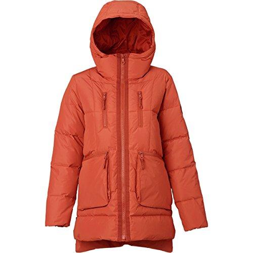 Burton Women's Essex Puffy Jacket, Persimmon, X-Small (Layer Jacket Puffy)