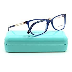 Tiffany & Co. TF 2151 Women Cat-Eye Eyeglasses RX - able (8192) 54mm