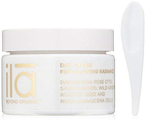 ila-Spa Day Cream for Glowing Radiance, 1.76 oz. by ila