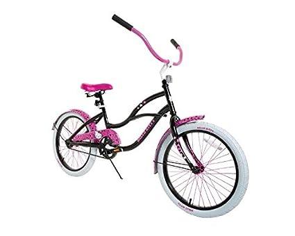 7276eac2a68 Amazon.com : Dynacraft 8108-91ZTJ Girls Hello Kitty Cruiser Bike ...