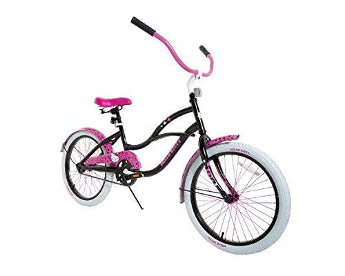 Dynacraft 8108 91ztj Girls Hello Kitty Cruiser Bike