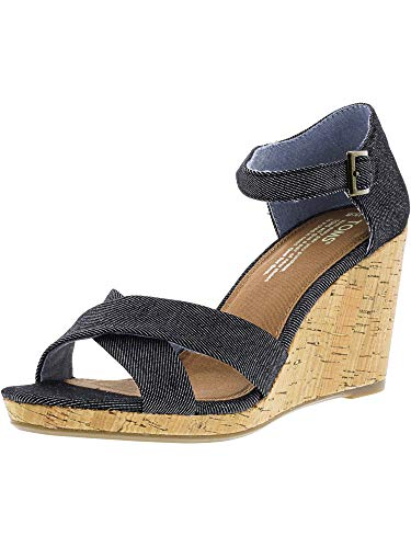8d711bfbe19 Wedges sandals the best Amazon price in SaveMoney.es