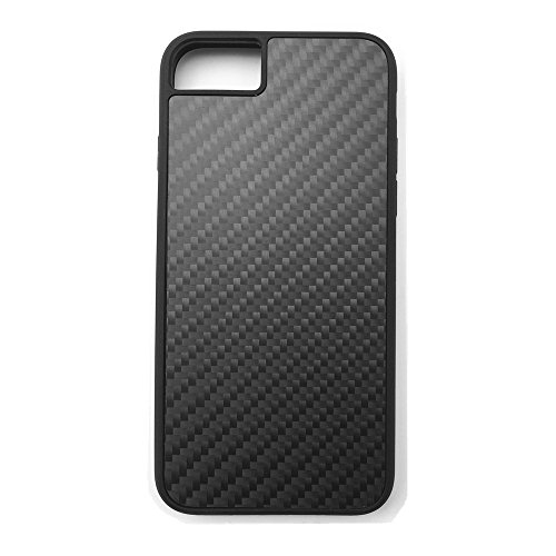 (STARIMCARBON-Real Carbon Fiber iPhone 7Plus/8Plus Case, Lightweight PP Cell Phone Cover Shockproof Dustproof (also fits 6P/6SP))