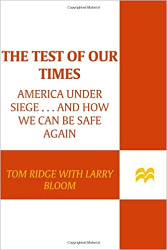 Amazon.com: The Test of Our Times: America Under Siege...And ...