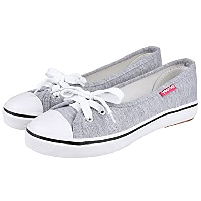 s slip on canvas boat shoe causal