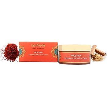 NeoVeda Face Firm Sandalwood & Saffron Cream (100 ML)