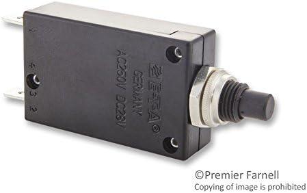Disjoncteur Thermique 250 VAC 28VDC