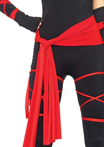 Halloween 5 Piece Deadly Ninja Costume