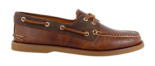 Brown Sperry EYE Shoes Boat 2 Men's O Tan GOLD A vwqS4vz