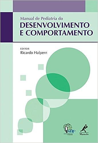 Book Manual de Pediatria do Desenvolvimento e Comportamento