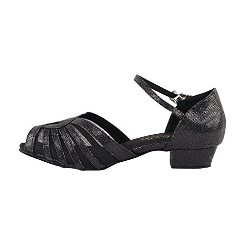 Of Ballroom Black Mesh Shades Art Latin Comfort Tango 1 Practice Shoes 2719 Dance amp; Low 50 Shoes by Salsa Dress Gold Theather Heel Black Pigeon Party Women Swing Party Scale wfxOqCntI