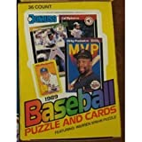 1989 Donruss Baseball Wax Pack Box (36 Count) Unopened [Misc.] Look for Ken Griffey Jr Rookie Card