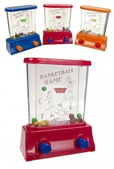 Water Basketball Game (Basketball Water Arcade Game Mini-Seasonal Toys)