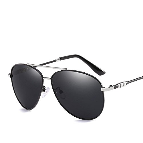 aire manera de hombres Aoligei de la gafas las A de libre anti de polarizadas al marea sol Espejo conductor de uv400 gafas sol nqC10xqTw