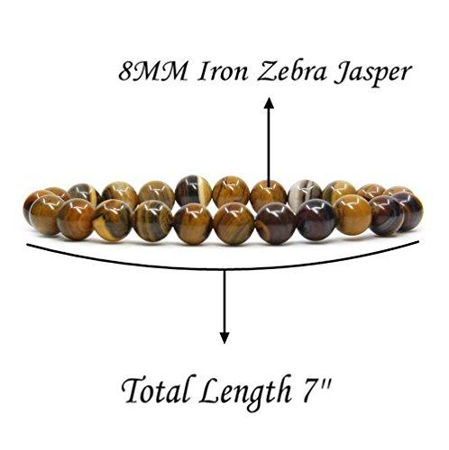 Iron Zebra Jasper - 4