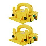GRR-RIPPER 3D Pushblock (2-Pack) for Table Saws, Router Tables, Band Saws, and Jointers by MICROJIG