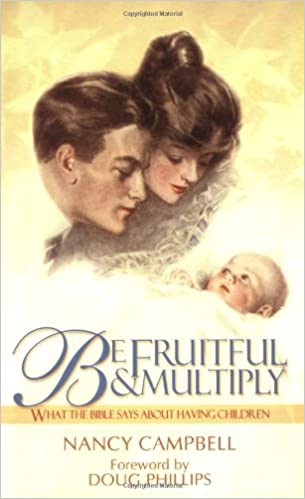 Image result for be fruitful and multiply nancy campbell