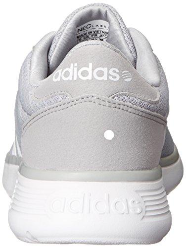 Adidas Neo Donna Lite Racer Scarpa Da Corsa Trasparente Onix / Running White / Running White