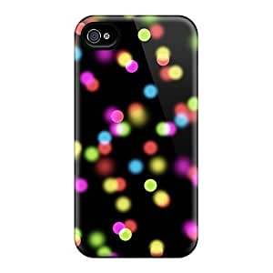 Hot Sig38016wGUU Cases Covers Protector Iphone 5/5S - Circles
