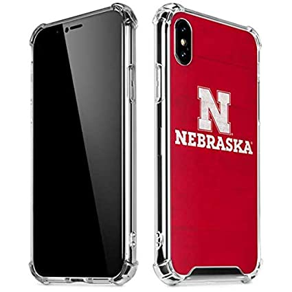 Amazon.com: Universidad de Nebraska – Carcasa para iPhone X ...