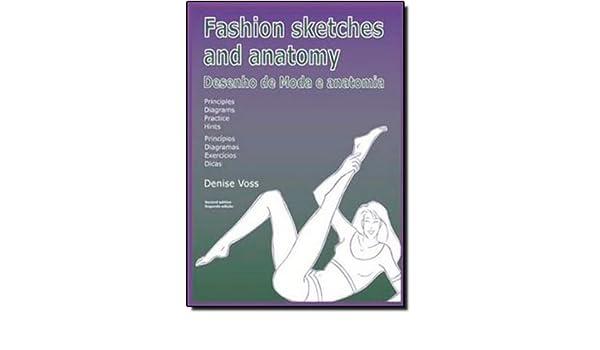 Desenho De Moda E Anatomia - Fashion Sketches And Anatomy ...