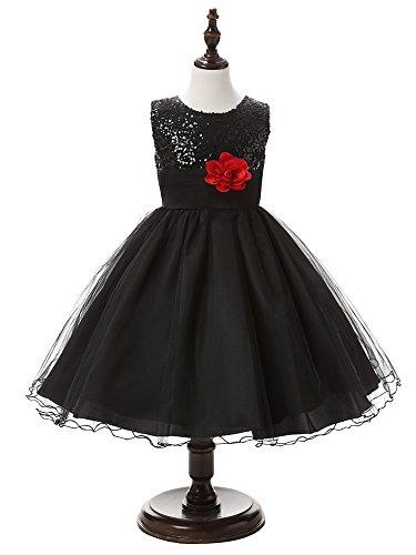 long black fairy dress - 4
