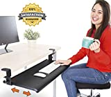 Best Keyboard Trays - Stand Steady Clamp On Keyboard Tray - Extra Review