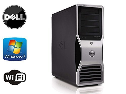 Amazon.com: Dell Precision T7500 Workstation, Intel Six Core Xeon 3.46GHz (X5690) 6 CORE COMPUTER/ 12 HYPERTHREADS/ Max Turbo Frequency 3.74GHZ, ...