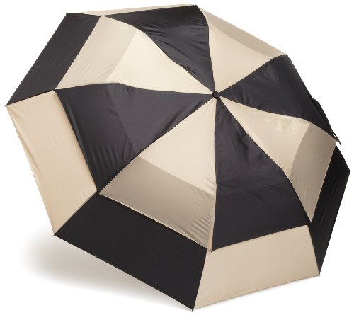 Totes Golf Size Vented Compact Umbrella