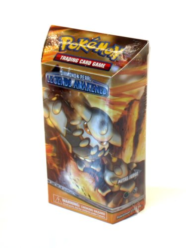 Pokemon Diamond Pearl: Legends Awakened Metal Surge Theme Deck