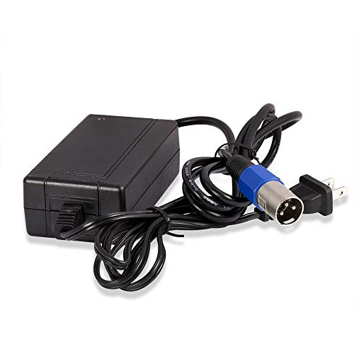 Mighty Max Battery 24V 2A Electra Scoot-N-Go Electric Scooter Battery Charger Brand Product ()