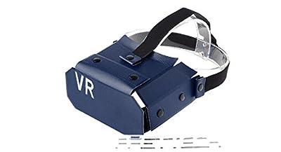 Foldable Virtual Reality VR Headset 3D Video Glasses