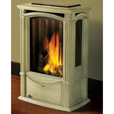 Napoleon Gds26 Castlemore Cast Iron Natural Gas Stove - Summer Moss by Napoleon