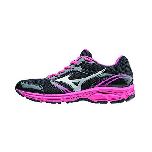 Mizuno Scarpa Running Sneaker Donna Wave Impetus 3 Nero Rosa